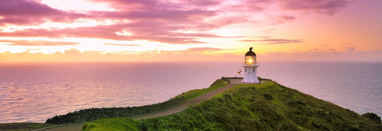 Best places in New Zealand to watch the sun rise. You can