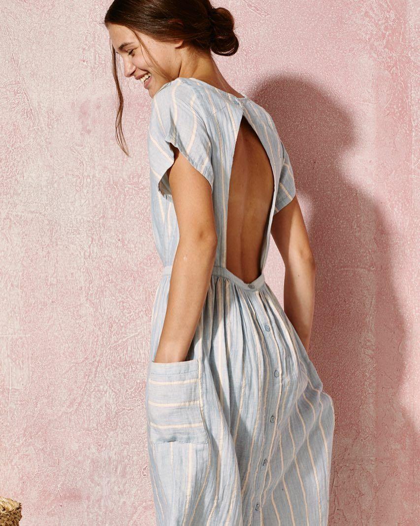 2e0c69aa23 Tuchinda Design  our ever popular organic cotton Livia Dress comes in Mommy  sizes too!!  tuchinda  tuchindamom