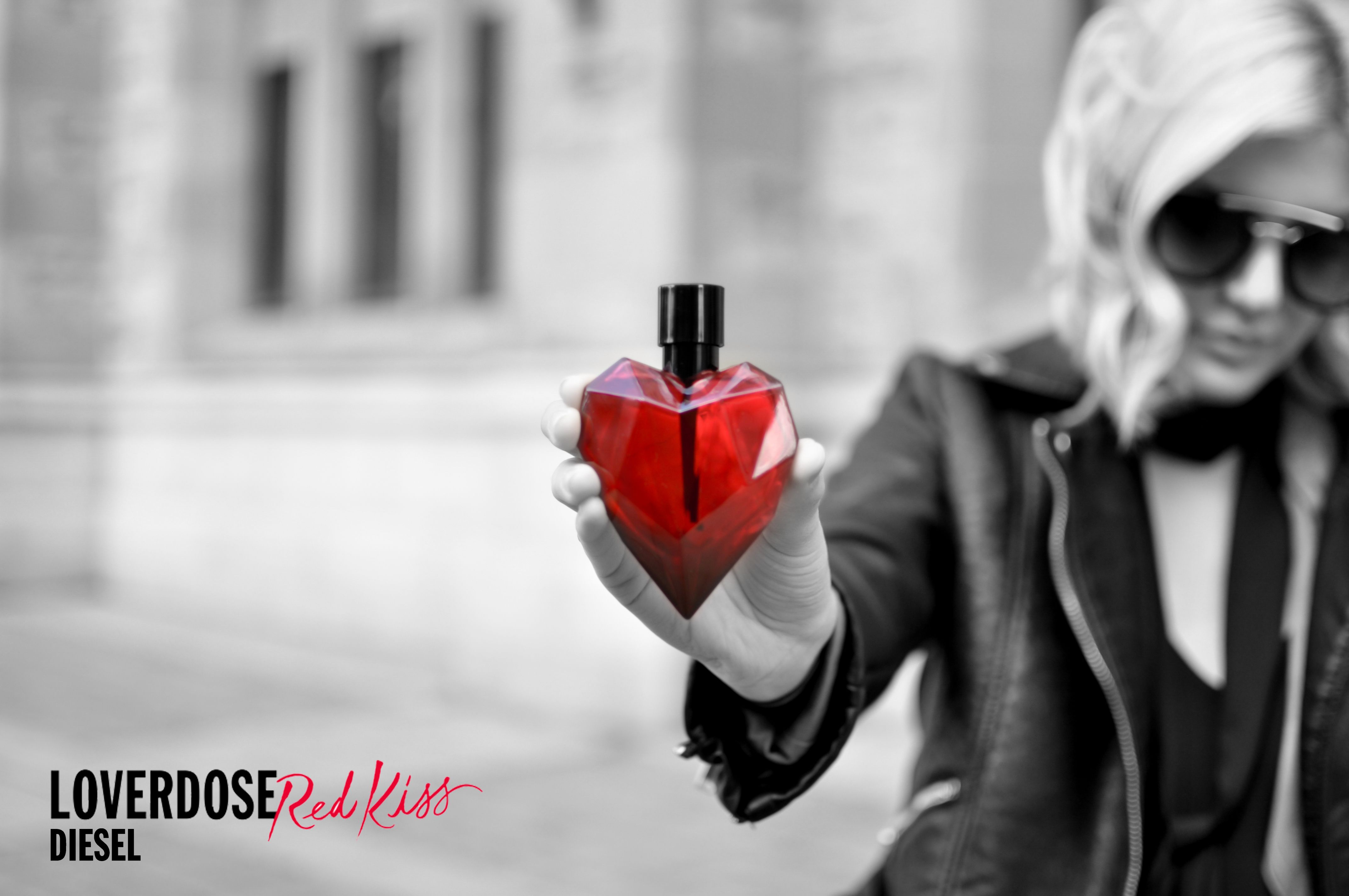 Loverdose Red Kiss Diesel Parfums I Loverdose Red Kiss Kiss Red