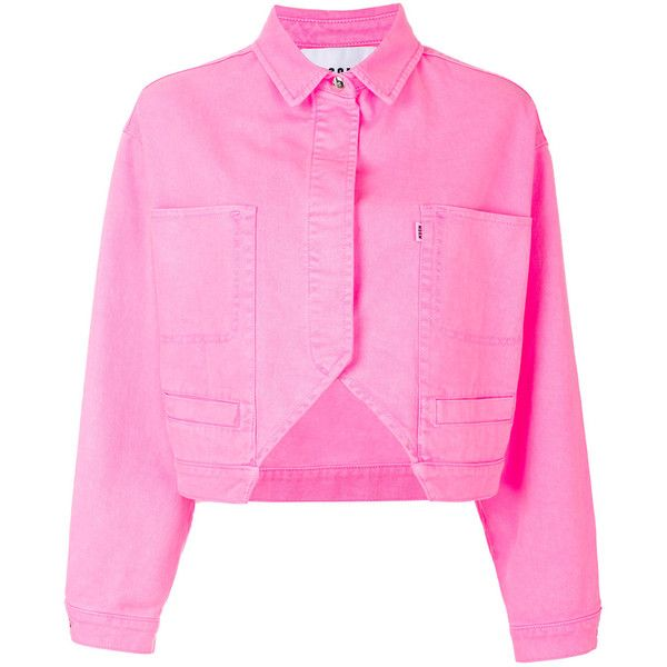 Finishline Cheap Price MSGM cropped longsleeved jacket Free Shipping Pick A Best Clearance Really Cheap Sale Best Wholesale UavFM