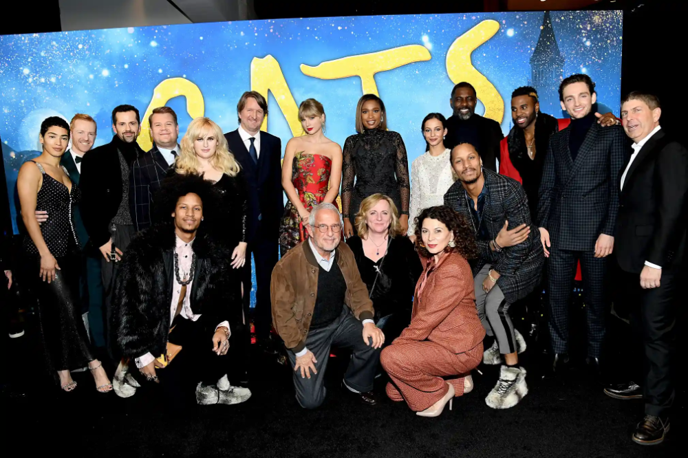 Cats And Star Wars Premieres In Pictures Cat Movie Universal Pictures Premiere