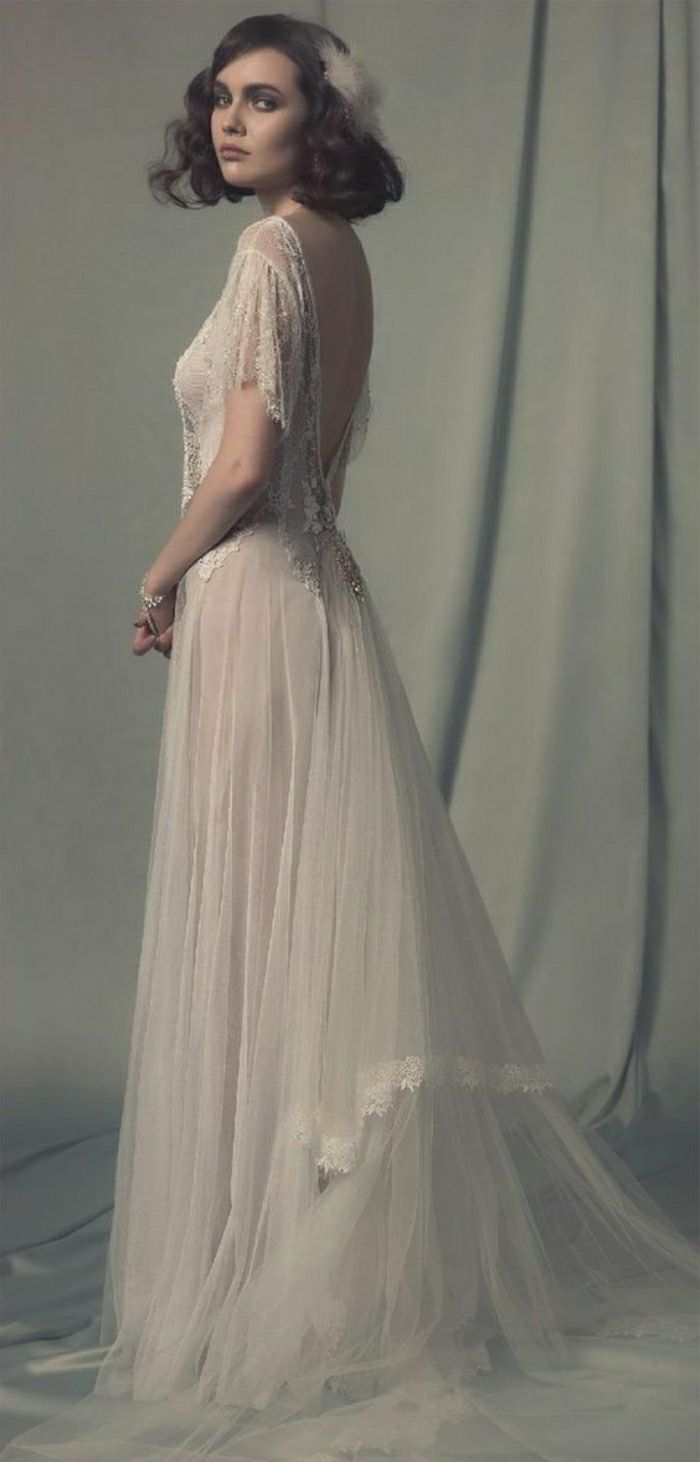 ideas for vintage wedding dresses to fall in love with