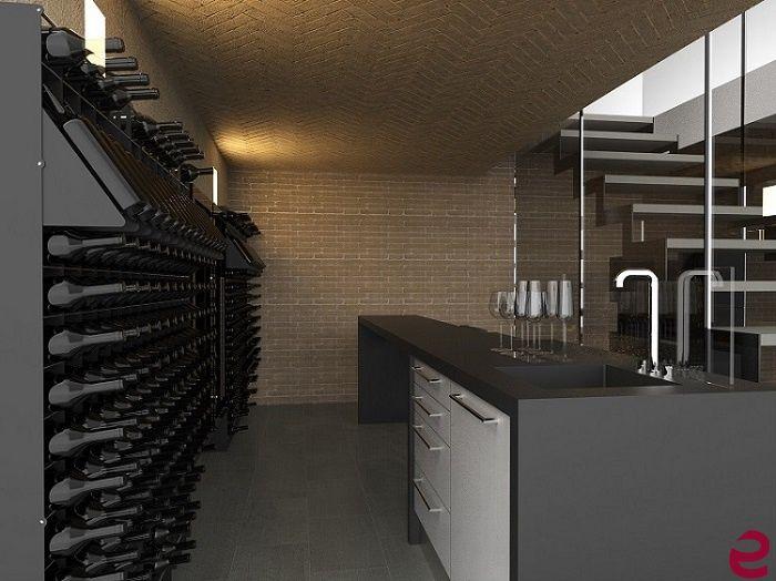 Arredamento Cantina ~ 42 best arredamento esigo per cantine esigo wine cellar furniture