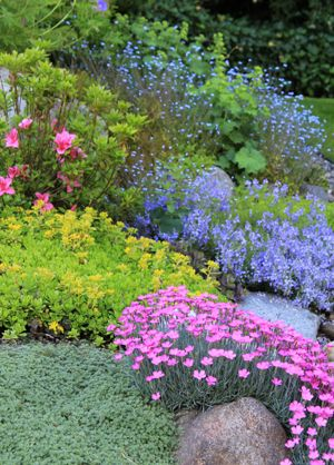 create a front yard retreat by adding color garden landscape