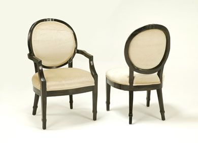 Bausman Co Arm Chair 3319 With Images Dining Chairs Chair