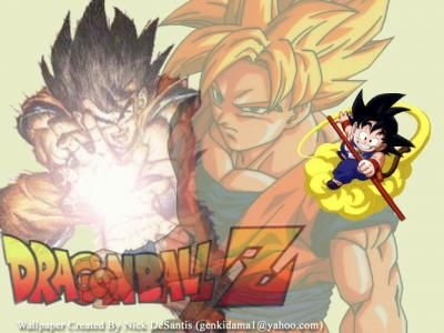 dragon ball z wallpaper for desktop gratuit