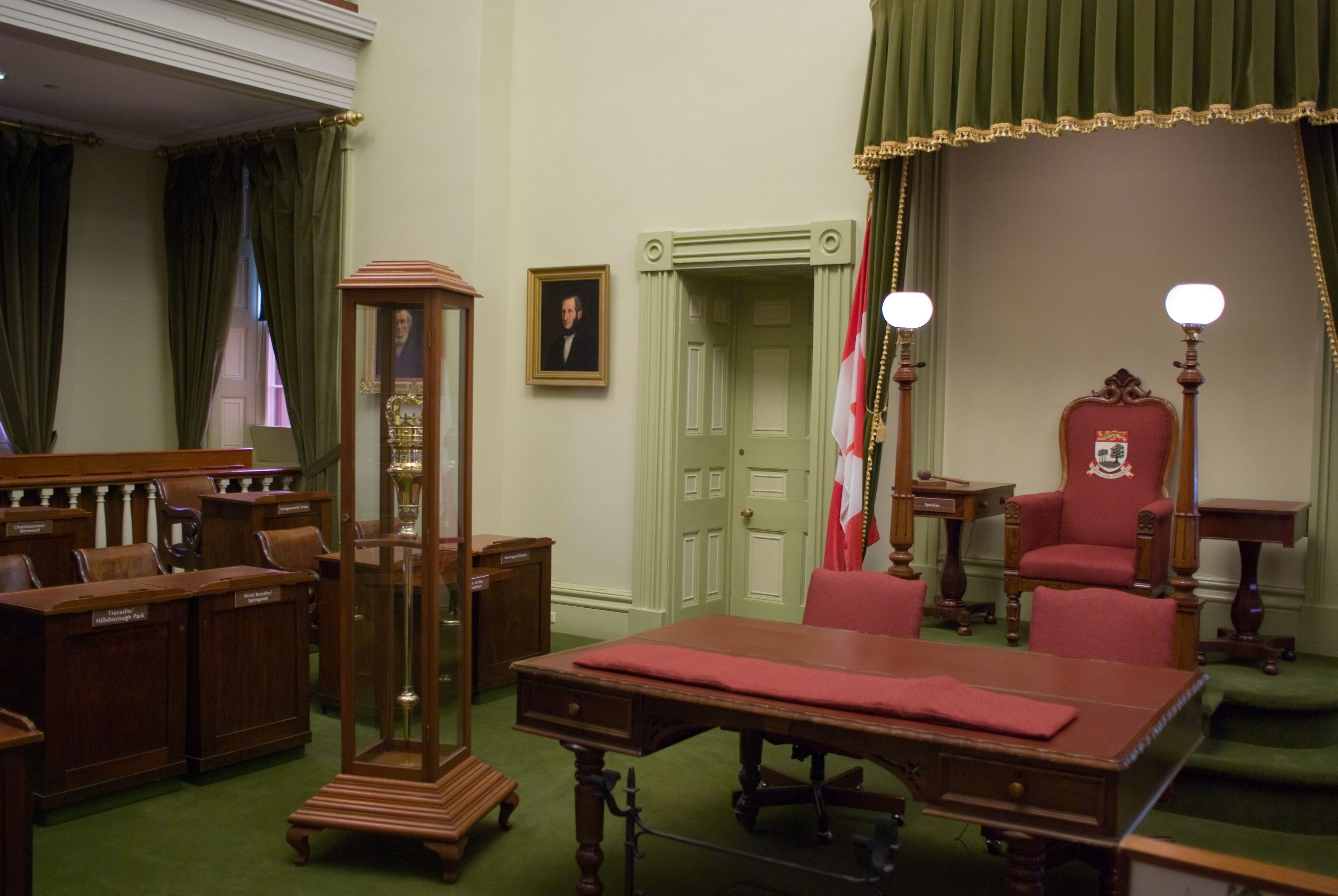 Province House, Charlottetown - Google Search