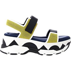 Marni Athletic Platform Sandals