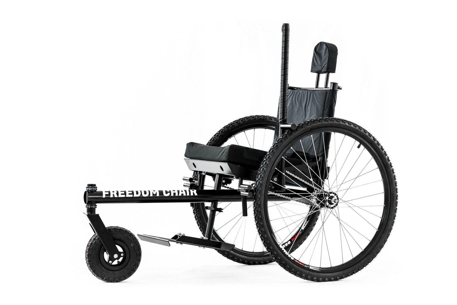 Grit Leveraged Freedom Chair Brings Mobility To Developing World