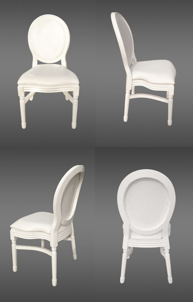 catering wedding event white wooden dining louis ghost chair 36 2