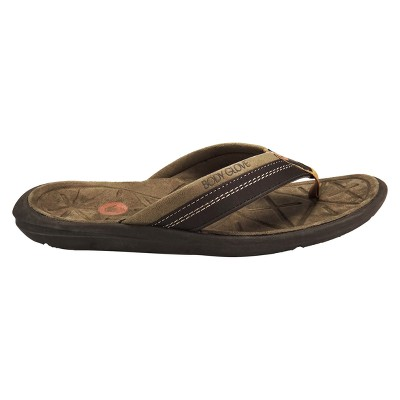 d18970025f2123 Men s Body Glove Quest Flip Flop Sandals - Brown 11