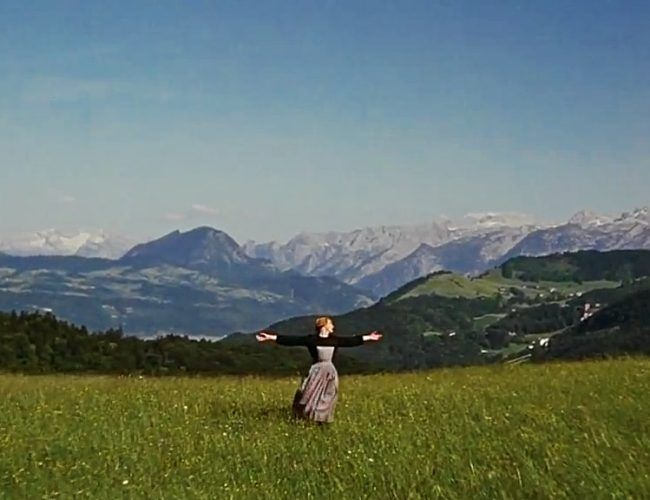 Opening Scene (The Hills are Alive | Filming locations ...