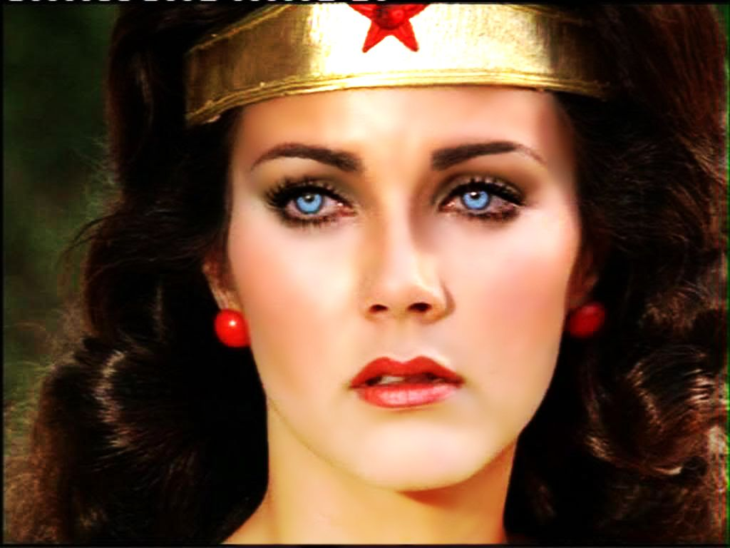 Wonder Woman Lynda Carter Makeup - Mugeek Vidalondon