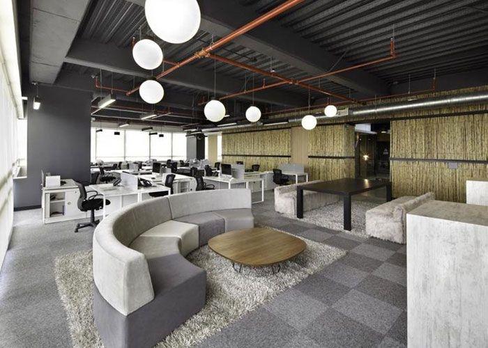115 foto gambar desain ruang kerja minimalis modern for Design interior minimalis modern