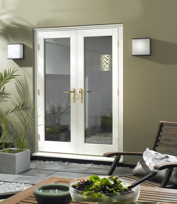 Jeld Wen Patio Door With Mini Blinds Home Patio French Doors
