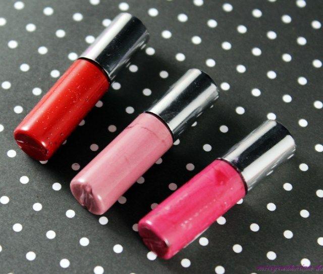 Impulse Cosmetics Haul I - opaque matte lipsticks