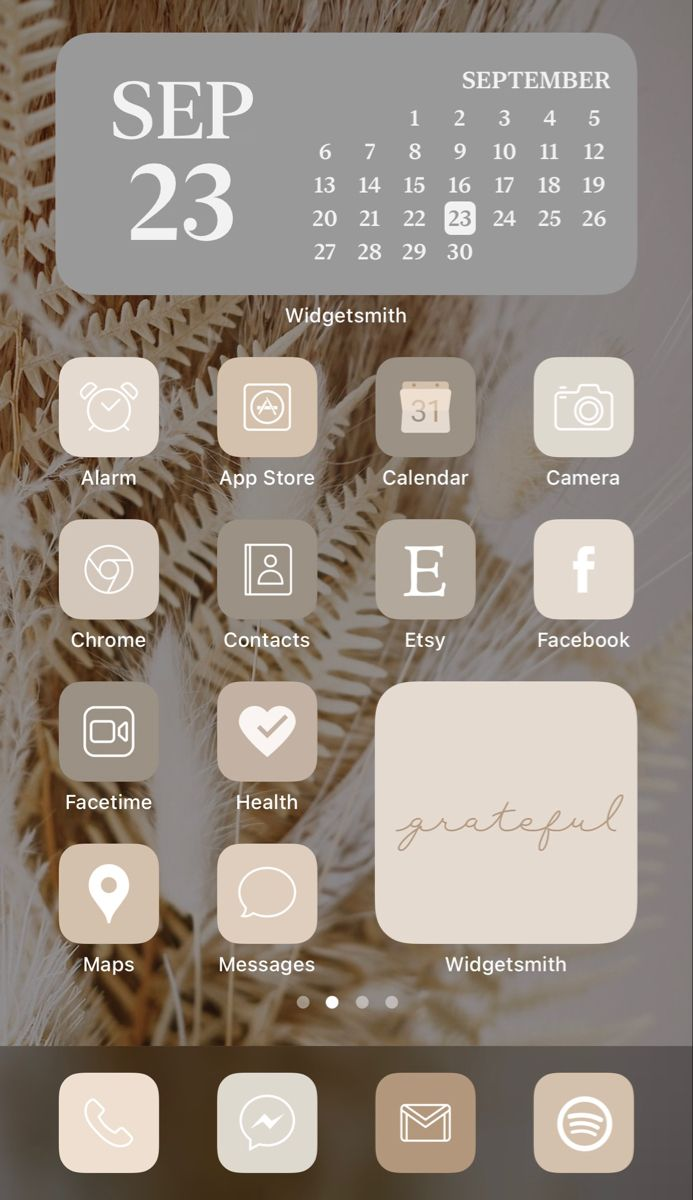 Aesthetic Ios 14 Iphone Home Screen Layout Inspiration App Icon Pack Pink Mauve Neutral In 2020 App Icon Inspiration App Homescreen