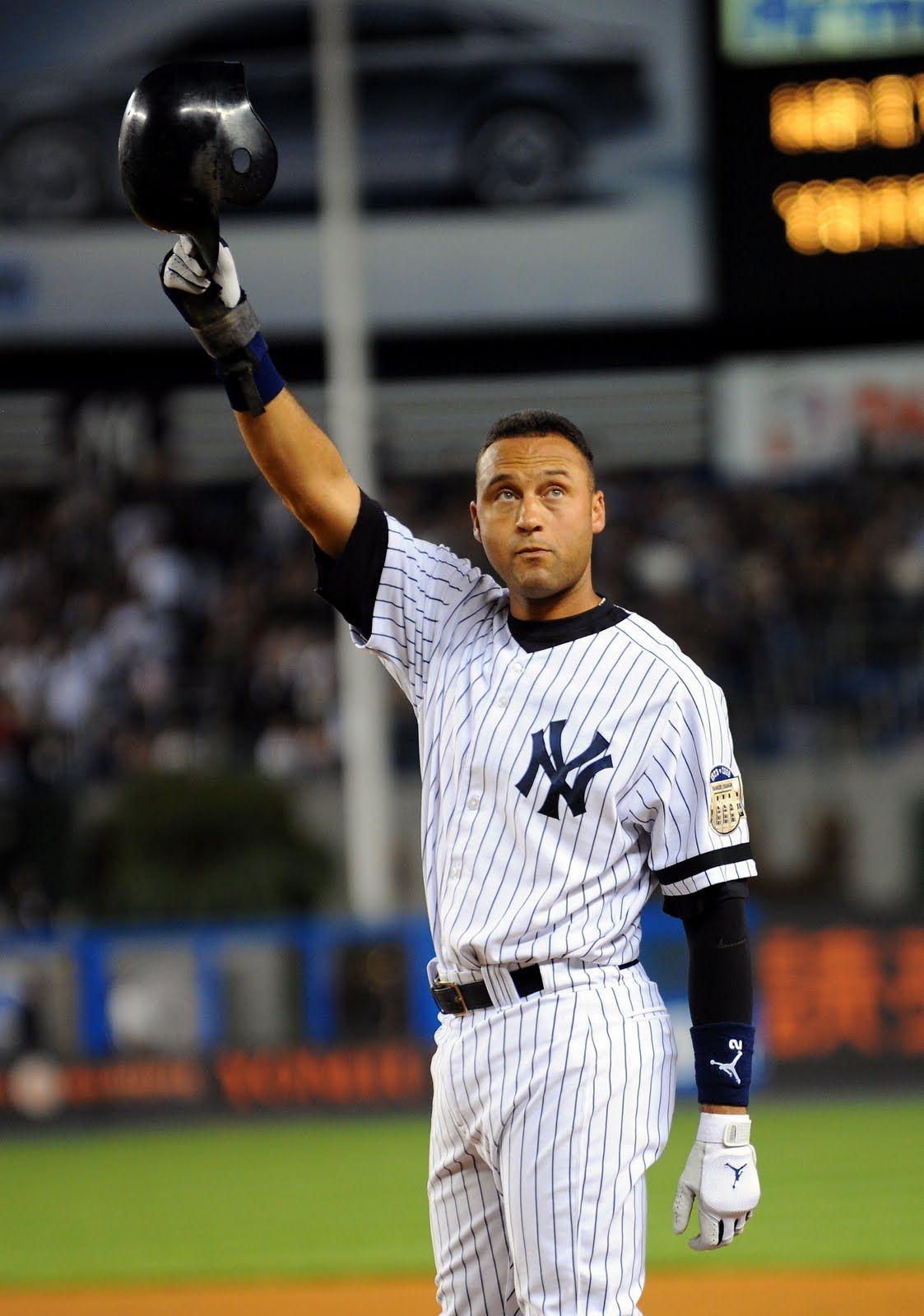 Derek Jeter I Will See You In July Derek Jeter Derek Jeter Yankees New York Yankees