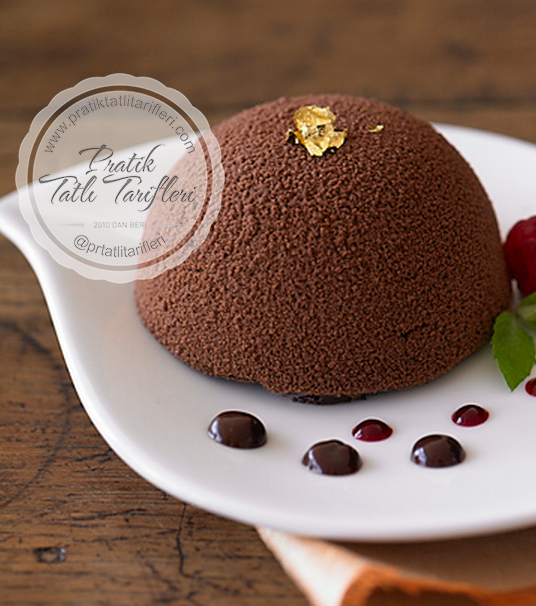 Çikolata Bombası #fondue