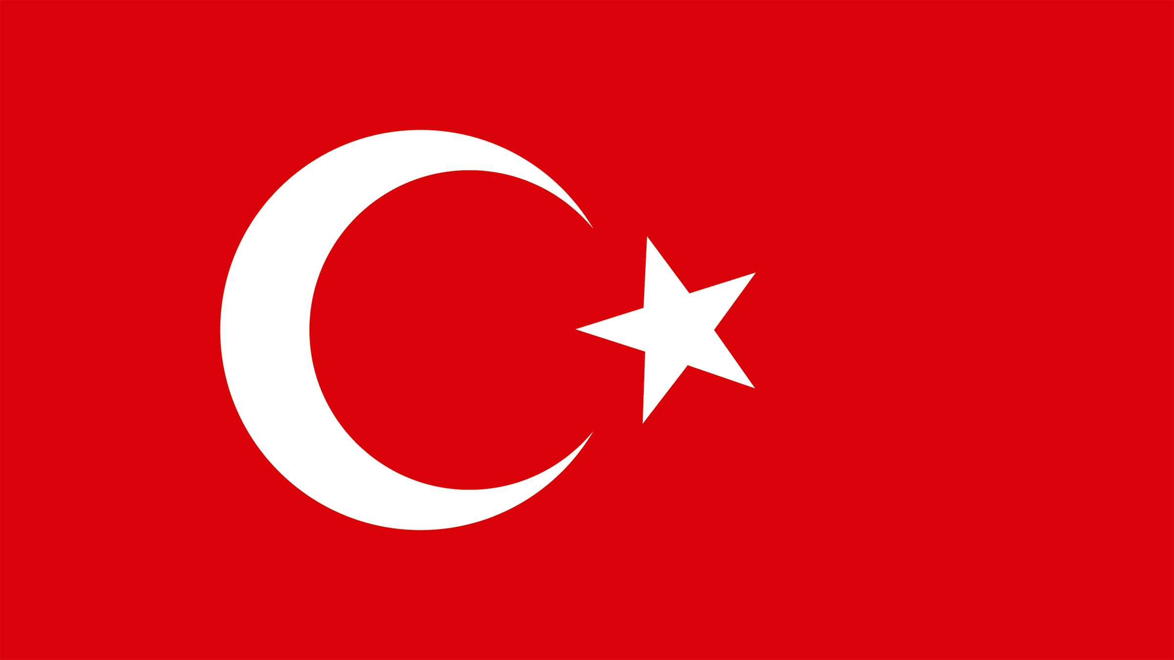 La Media Luna De La Bandera De Turquía Banderas Bandera Banderas Con Estrellas