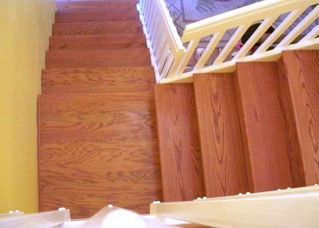 Best Landing After Installation Staircase Landing Stairs 400 x 300