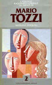 I Volumi del Catalogo del pittore Mario Tozzi