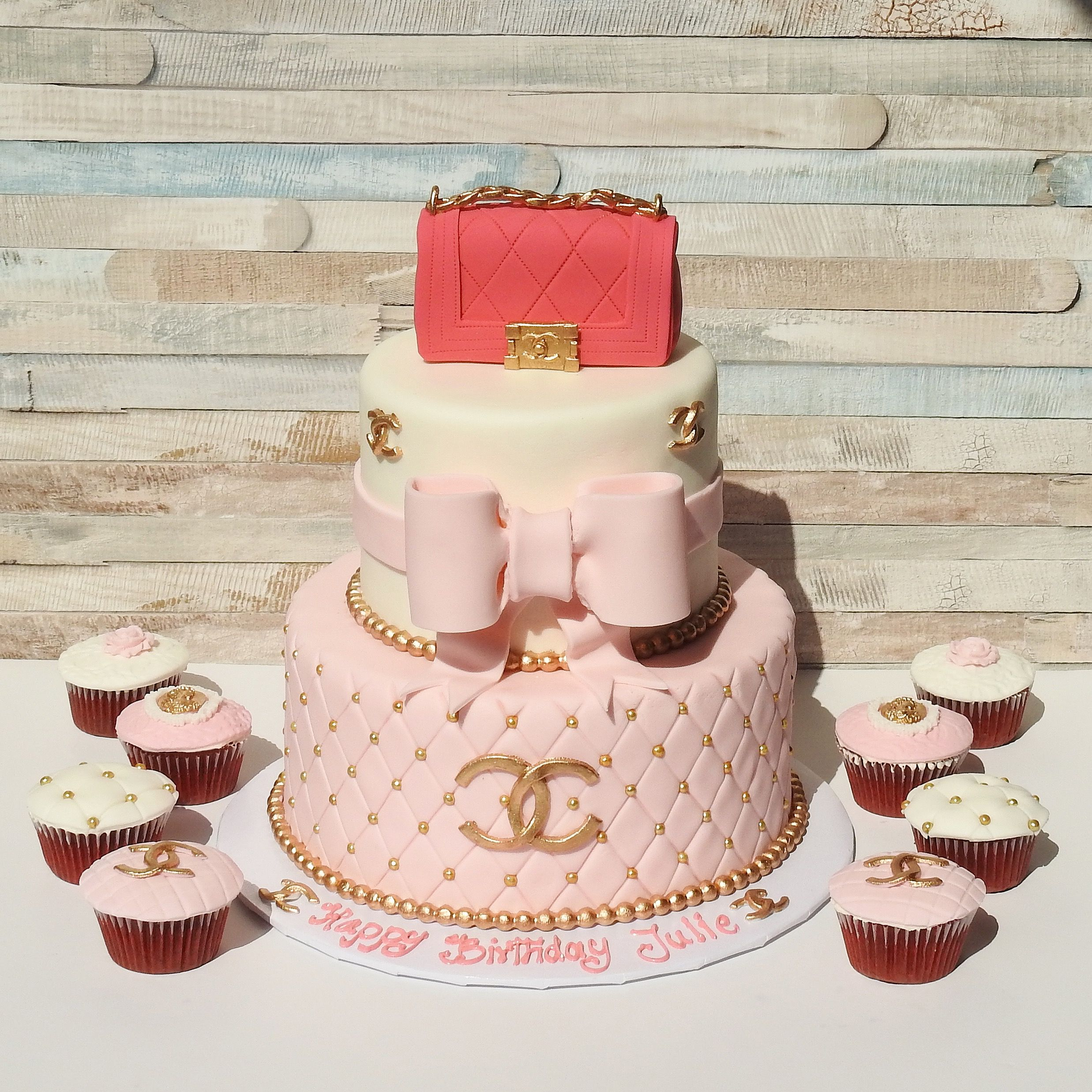 Chanel birthday cake call me for your next event 949545