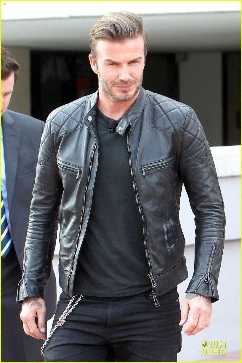 Men S Genuine Lambskin Handmade Leather Jacket Black Slim Fit David Beckham Leather Jacket In 2021 Leather Jacket Black Lambskin Leather Jacket Jacket Outfits [ 1222 x 817 Pixel ]