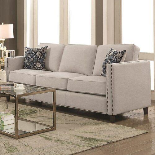 Amazing Offer On Charlton Home Berube Transitional Sofa