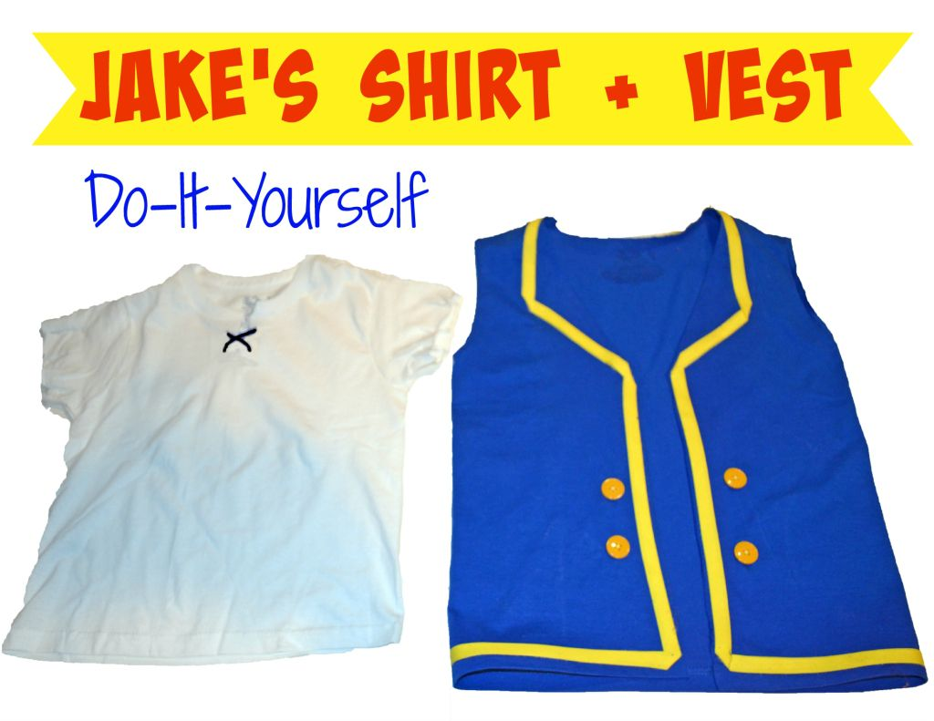 Jakes shirt and vest do it yourself costume sewing 4 boys diy costumes solutioingenieria