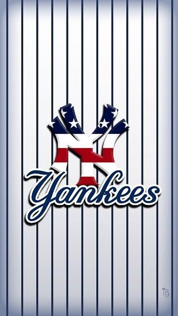 Yankee Pinstripe Wallpapers Group