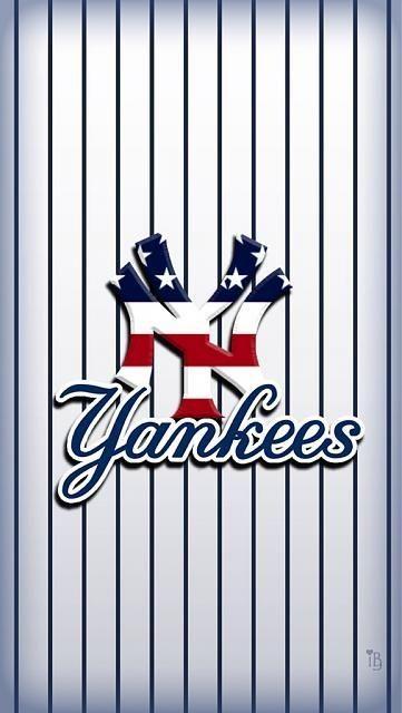 Yankee Pinstripe Wallpapers Group