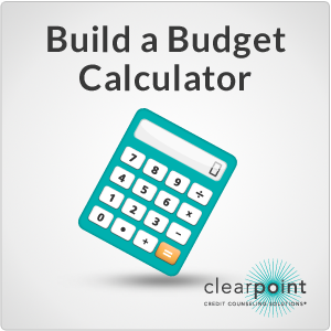 build a budget with this free and easy to use budget calculator the