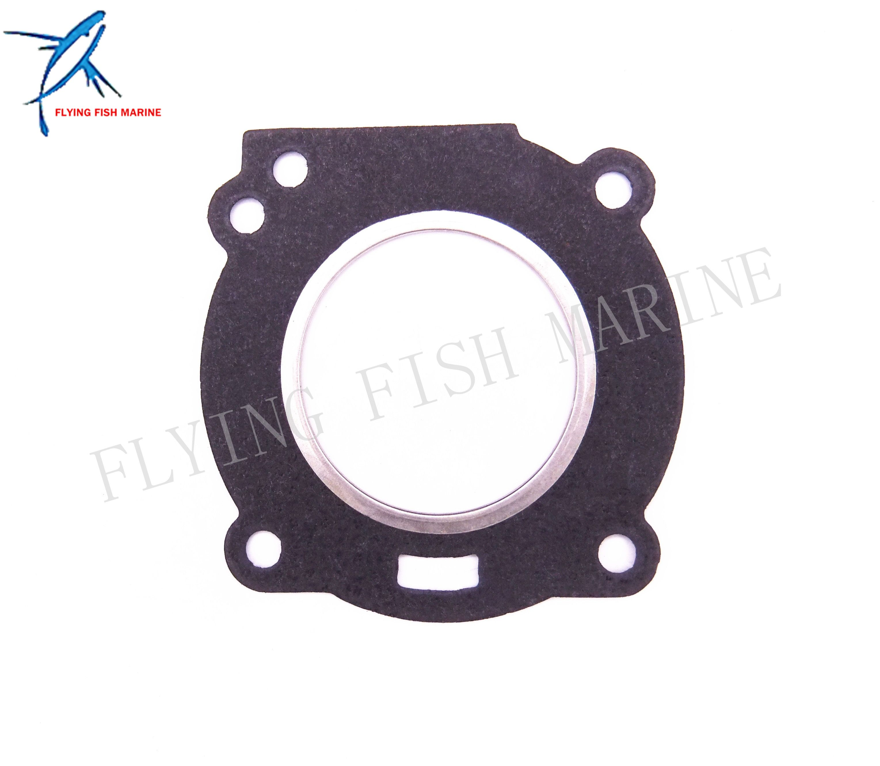 Boat Motor 66T-11181-A2 Cylinder Head Gasket for Yamaha 2-Stroke 40HP 40X E40X