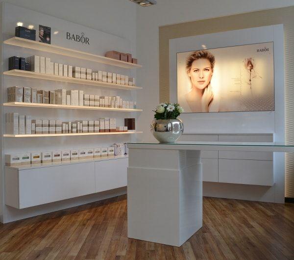 BABOR BEAUTY SPA  Kosmetikstudio einrichtung