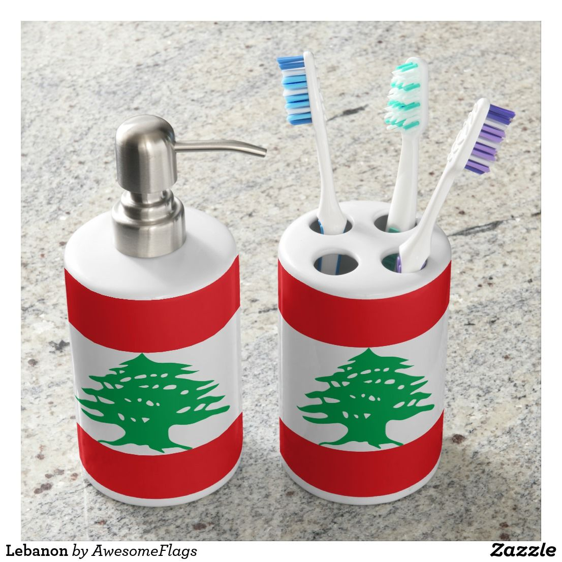 Lebanon Bathroom Set