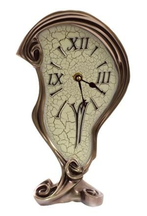 Dali Inspired Clock With Images Art Nouveau Decor