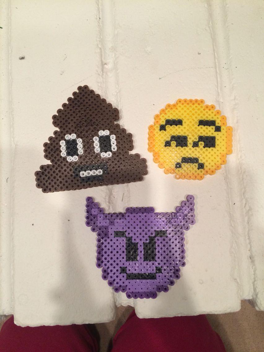 Emoji Perler Bead Patterns Unique Ideas