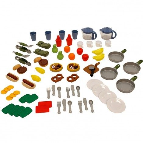 Pretend Play Pots And Pans Toy Kitchen