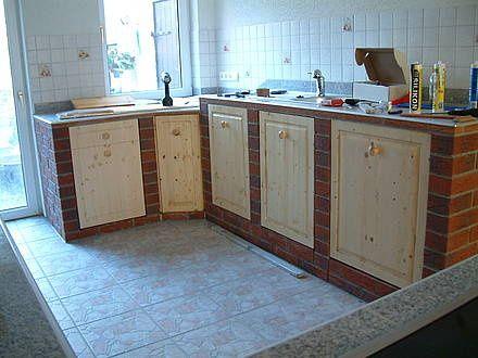 Schwanenteich* Kitch Kitchen Pinterest Кухня, Интерьер кухни - küchen selber bauen