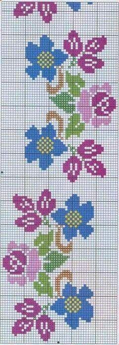 Pin de meechkaa en Stitch Pattern   Pinterest   Punto de cruz ...