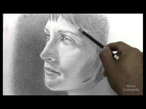 Curso Gratis De Dibujo Aprende A Dibujar Un Retrato Gratis Como Dibujar Un Retrato Curso De Dibujo En Dibujos Retratos Tutoriales De Dibujo A Lapiz Dibujos