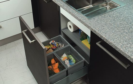 Mobiliario de Cocina : Equipamiento Interior | Mobiliario de cocina ...