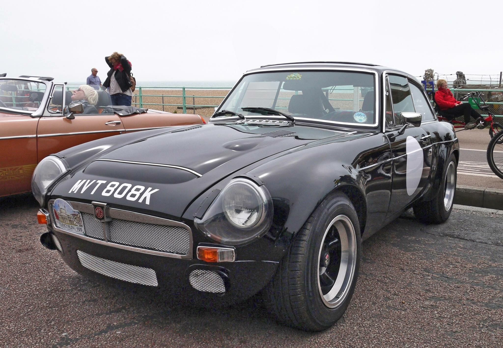 MGB with a Sebring body kit and V8 engine. | Race Cars | Pinterest ...