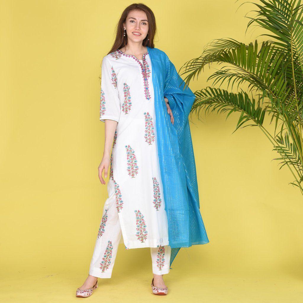 Aaloka aaloka shimmer suit set in 2019 | kurta & suit sets | suits