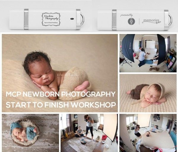 Mcp newborn photography workshop now available whenever wherever mcp photoshop actions and lightroom presets