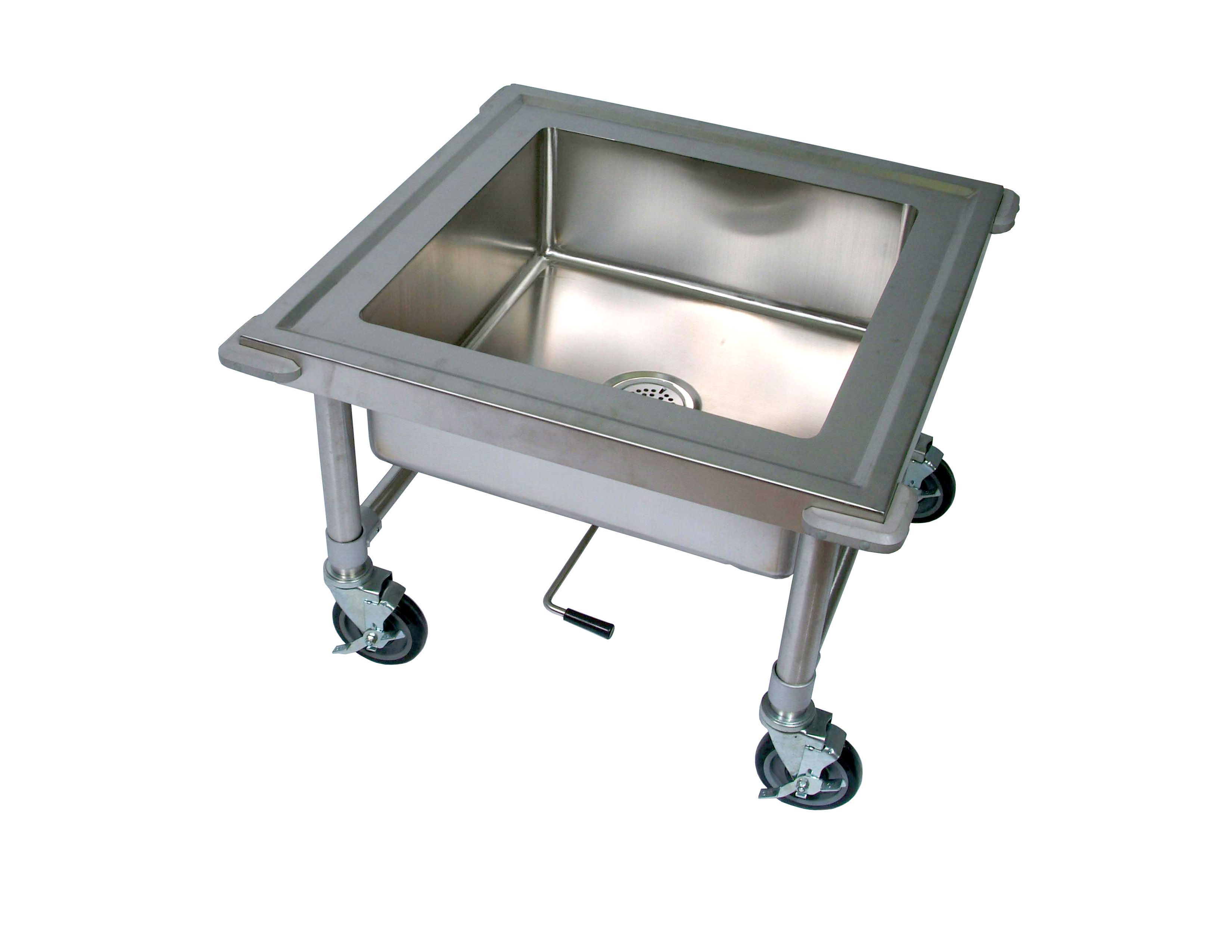 Kitchen sink stainless steel double drainer single bowl in vic ebay - Quality Commercial Kitchen Equipment All Stainless Heavy Duty Soak Sink W Marine Edge