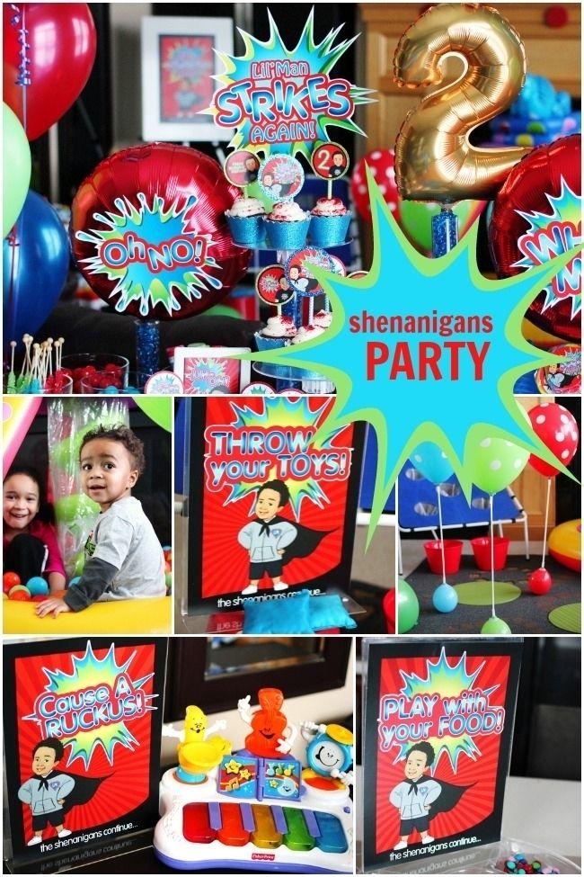 toddler boy birthday party wwwspaceshipsandlaserbeamscom Parties
