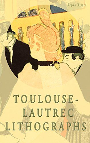 Toulouse-Lautrec Lithographs by Andrew Willis https://www.amazon.com/dp/B00LP1799I/ref=cm_sw_r_pi_dp_XGGxxbZRJAW8E-Artwork by Henri de Toulouse-Lautrec count among the most characteristic and most original of an era by both the vision that never denies, even in the most light fantasies, by the delicacy and control. A very simple but meaningful design, quirky and spiritual. This work became classic  like that of Degas.