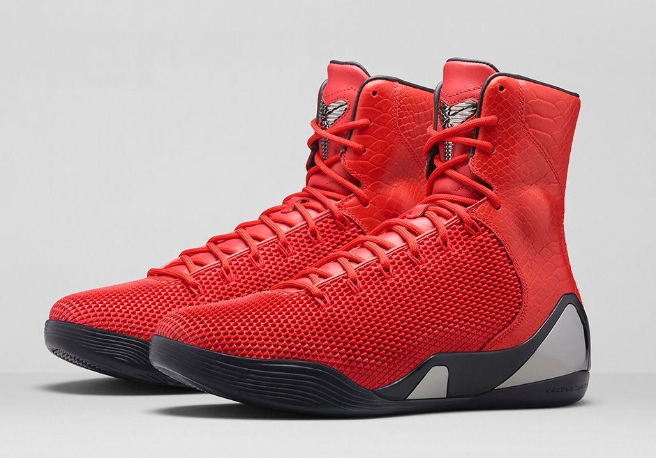 Nike Kobe IX Elite Challenge Red | Red